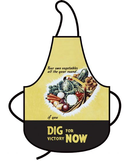 Dig for Victory Apron